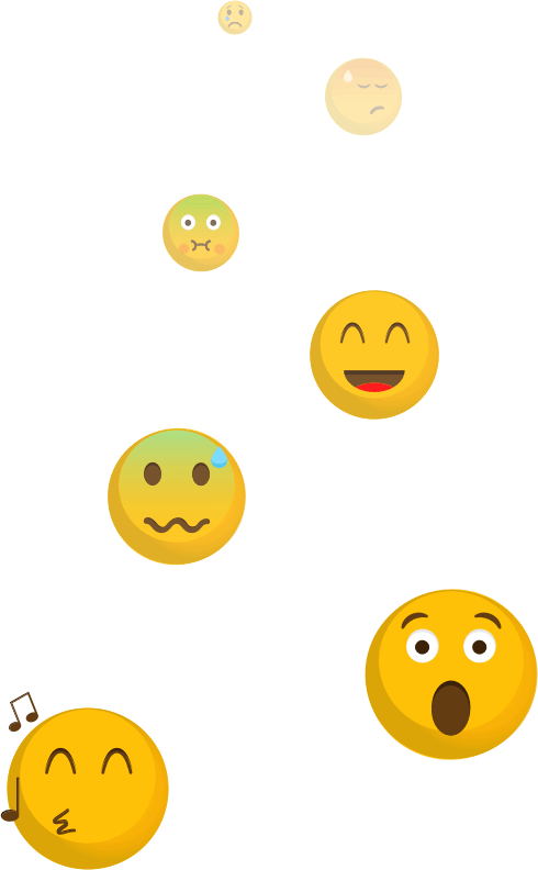 Illustration smileys